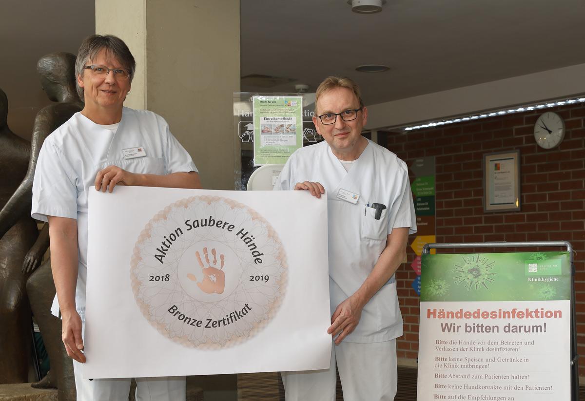 Krankenhauskeime – Der Kampf geht weiter: Kreisklinik Roth ...